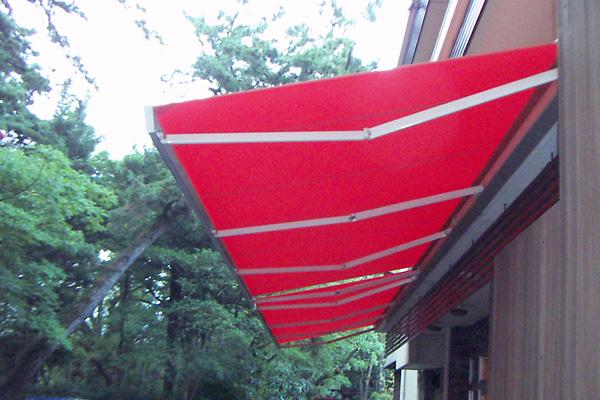 オーニングテント 日除け、雨除け専用