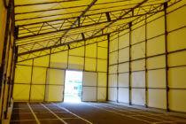片流れテント倉庫ギャラリー2