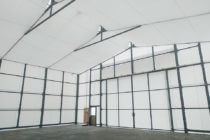 テント倉庫ギャラリー2