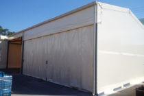 テント倉庫・上屋テント一体型ギャラリー2