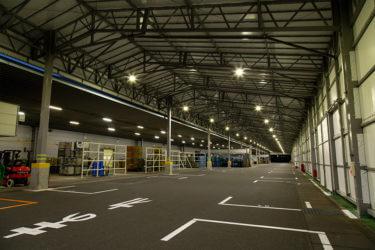 大型テント倉庫 資材置き場専用
