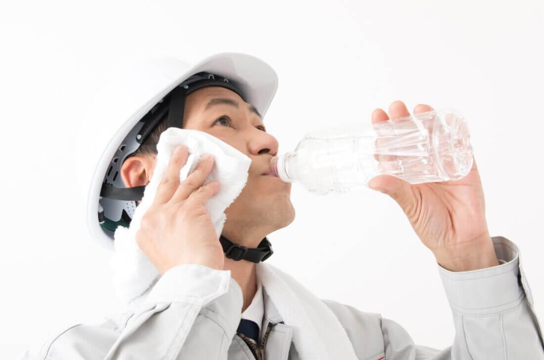 熱中症予防と対処法